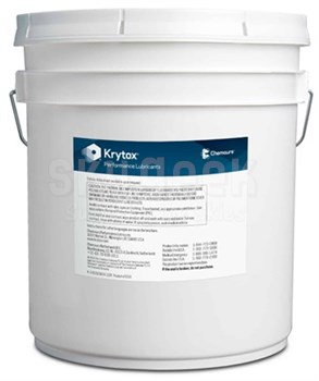 Chemours™ Krytox™ GPL 200 White PTFE Thickened Standard General-Purpose Grease - 20 Kg Pail