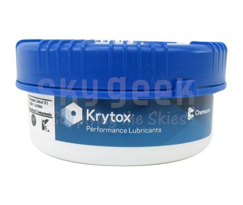 Chemours™ Krytox™ GPL 205 White PTFE Thickened Standard General-Purpose Grease - 0.5 Kg Jar