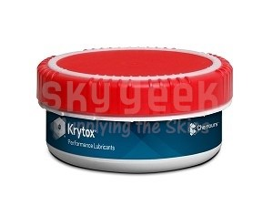 Chemours™ Krytox™ XHT-ACX High-Temperature Grease - 1.1 lb (0.5 Kg)
