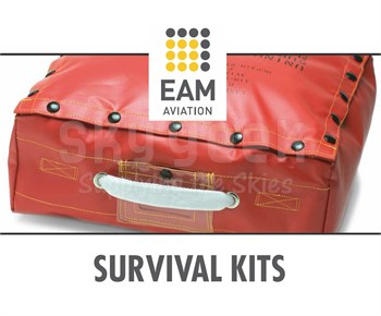 EAM Worldwide S3024-101 Replacement Outer Case for SSAK-14 Survival Kit