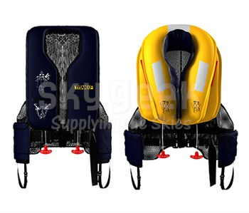 EAM Worldwide P01253-103 Blue Titan-XF Life Preserver without D-Rings
