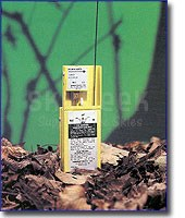 Emergency Beacon EBC 102A Portable 121.5/243.0 MHz Emergency Locator Transmitter