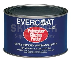 Evercoat 407 Polyester Glazing Putty - 64 fl oz Can