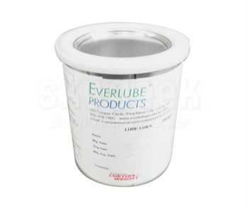 Everlube® Lube-Lok® 2109 Gray/Black Everlube® Standard Spec Thermally Cured MoS2 Solid Film Lubricant - Quart Can