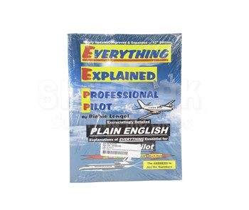 Aviation-Press Everything Explained for the Professional Pilot Softcover Book
