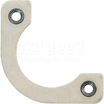 Fastener Specialty FHA-10 Shell Size 10 Electrical Connector Retaining Plate