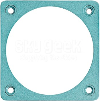 Fastener Specialty FSC/MD-25 Shell Size 25 Primed Electrical Connector Retaining Plate