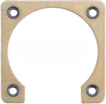 Fastener Specialty FSS1-16 Shell Size 16 Electrical Connector Retaining Plate