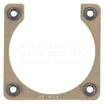 Fastener Specialty FSU-18 Shell Size 18 Electrical Connector Retaining Plate