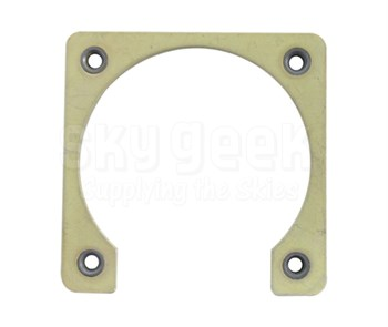 Fastener Specialty FSU-20 Shell Size 20 Electrical Connector Retaining Plate