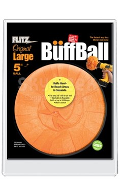 "FLITZ PB101 Large 5"" Polish & Buffing Ball"