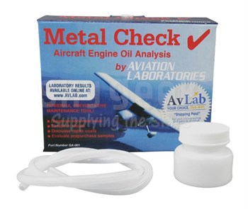 AvLabs GA-001-SP Metal Check Oil Analysis Test Kits
