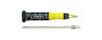 General Tools 707863 Stainless Steel 5-Piece Probe Positioning and Spring Hook Set