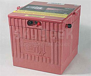 Gill 7638-48P Sealed Lead Acid Aircraft Battery