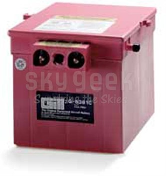Gill G-6381C Aircraft Battery