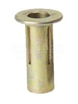 Goodrich A8K160 Nut, Plain, Blind Rivnut
