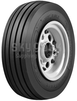 Goodyear 249K83-3 RS 700 B24 x 9.5-10.5-18 Ply 210 mph Tubeless Aircraft Tire