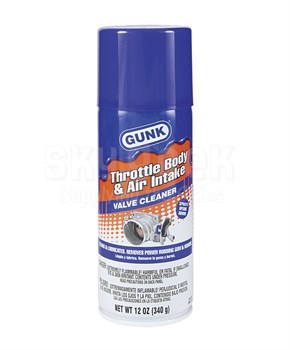 Gunk M4712 Fuel Injection Air Intake Cleaner - 12 oz Aerosol Can
