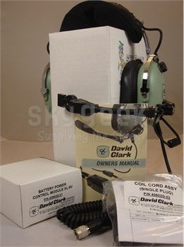 David Clark H10-76XL Low Impedance Noise-Cancelling Military Headset