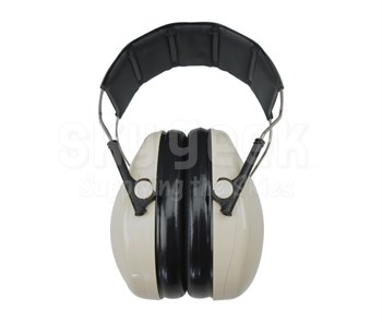 3M™ H6A/V PELTOR™ Optime™ 95 Beige/Black 21 db Over-the-Head Earmuffs