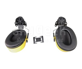 3M™ H9P3E PELTOR™ Optime™ 95 Yellow Cap-Mount Earmuff