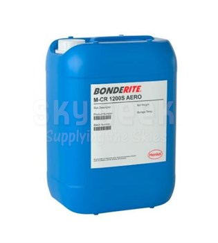"Henkel 593964 BONDERITE® M-CR 1200S AERO ""Powder Form"" Conversion Coating - 5 Gallon Pail"
