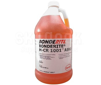 Henkel 594417 BONDERITE® M-CR 1001™ AERO Conversion Coating - Gallon Jug