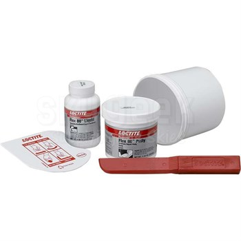 Henkel 97423 LOCTITE Fixmaster Flex 80 Putty Repair Compound - 1 lb Kit