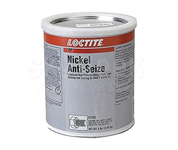 Henkel 51152 LOCTITE® LB 771™ Nickel Anti-Seize Compound - 3.83 Kg (8 lb) Can