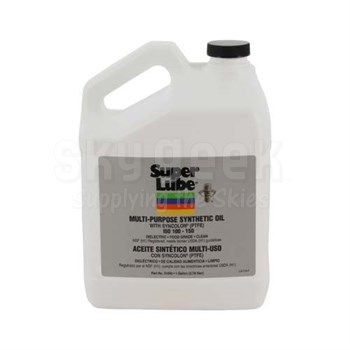 Super Lube® 41030/1 Translucent Multi-Purpose Synthetic Grease with Syncolon® (PTFE) - 13.6 Kg (30 lb) Pail