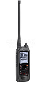 ICOM IC-A25C Black Airband Handheld Navigation Transceiver