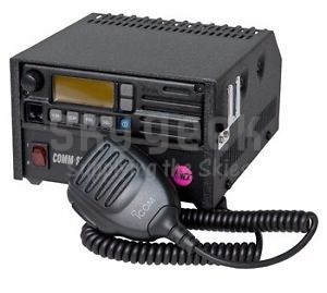ICOM IC-A120B Commercial Base Station 25kHz & 8.33kHz Capable VHF Air Band Transceiver