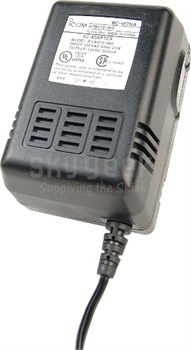 ICOM IC-BC-167NA Wall Charger (Batt. On Radio)