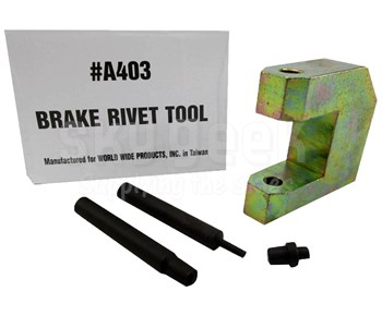 World Wide Products A403 Aircraft Brake Rivet Tool