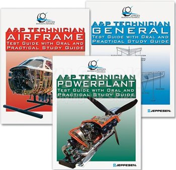 jeppesen 10033660 006 general airframe powerplant test guides rh skygeek com Asa Test Guide Airframe Airframe and Power Plant Test Questions