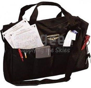 Jeppesen 10001301 Black Book/Student Bag