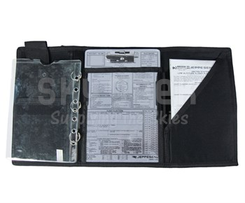 Jeppesen 10001298 IFR Three-Ring Trifold Kneeboard