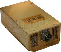 KGS Electronics HS120 TSO'd 50/60 Hz AC Frequency Power Converter - 116 VAC/50 Hz