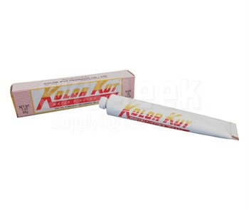 Kolor-Kut® KK01 Yellow/Brown Water Finding Pastes - 3 oz Tube