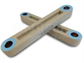 Lord 206-310-004-103 FAA-PMA Large Bore Tension Torsion Strap