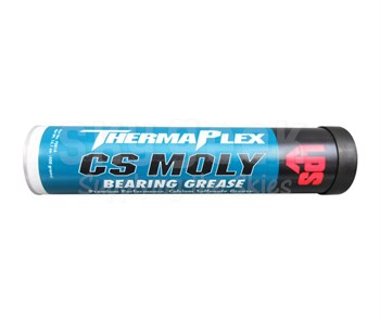 LPS® 70814 ThermaPlex® CS Gray Moly Bearing Grease - 14.1 oz Cartridge
