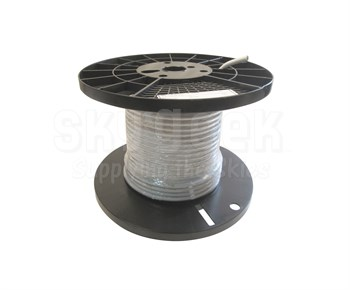 Military Specification M22759/16-4-9 White 4 AWG PTFE Tapes/Coated ...