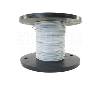 Military Specification M27500/18TG1T14 Copper/ETFE White 18 AWG 1 ...