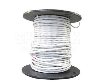 Military Specification M27500/18TG3T14 White Jacket 18 AWG 3 ...