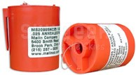 Military Standard MS20995NC24 Monel Safety Wire (1 lb. Roll) - 0.024 Diameter