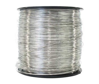 Military Standard MS20995C20 Stainless Steel 0.020 Diameter Safety Wire - 5 lb Roll