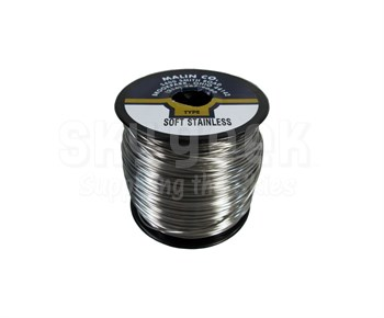 Military Standard MS20995C25 Stainless Steel 0.025 Diameter Safety Wire - 5 lb Roll