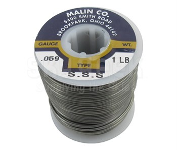 Military Standard MS20995C59 Stainless Steel 0.059 Diameter Safety Wire - 1 lb Roll