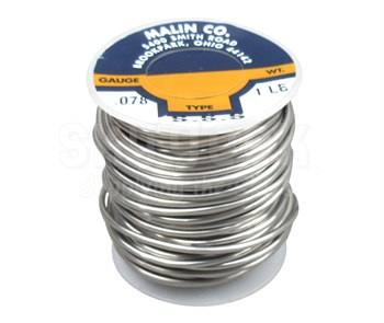 Military Standard MS20995C78 Stainless Steel 0.078 Diameter Safety Wire - 1 lb Roll