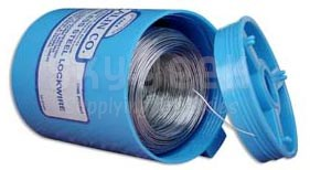 Military Standard MS20995C91 Stainless Steel 0.091 Diameter Safety Wire - 1 lb Roll